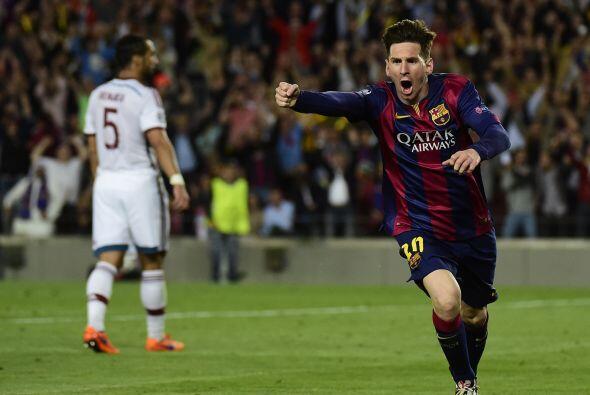 Por último tenemos al mejor jugador del mundo: Lionel Messi. El astro ar...