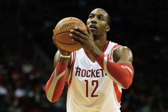 Los Rockets de Houston dejaron ir a una de sus nuevos talentos en la per...