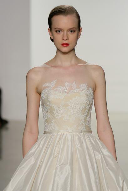Aquí los mejores modelos de la diseñadora Amsale.
