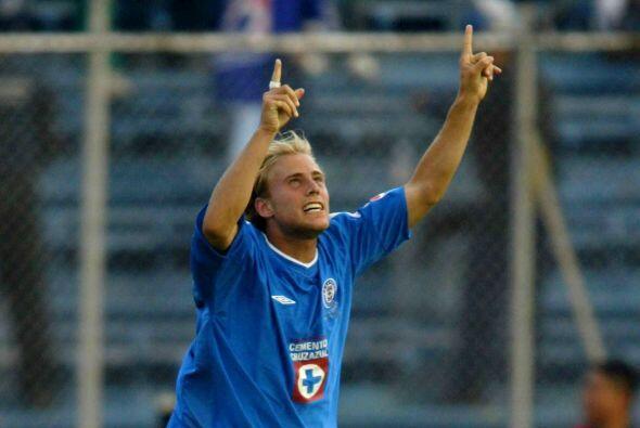 Cruz Azul apostó por traer a la pareja goleadora de César Delgado al equ...