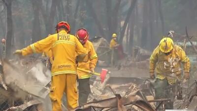 Posible falla de PG&E pudo haber desatado el incendio Camp