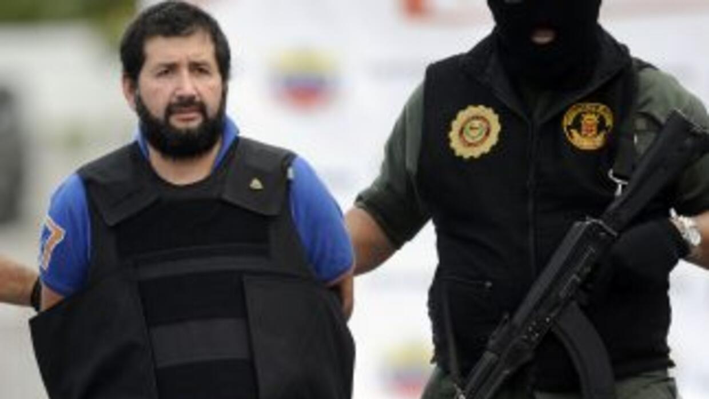 """Como jefe de la ONA, Reverol capturó al narcotraficante Daniel """"El Loco""""..."""