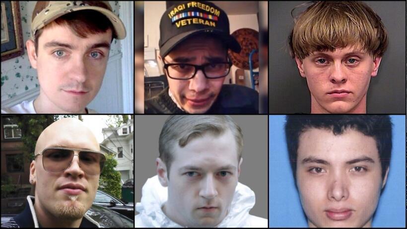 Jóvenes influenciados por la ideología racista del movimie...