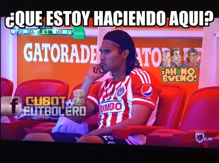 Chivas ganó en los memes en el día de San Valentín