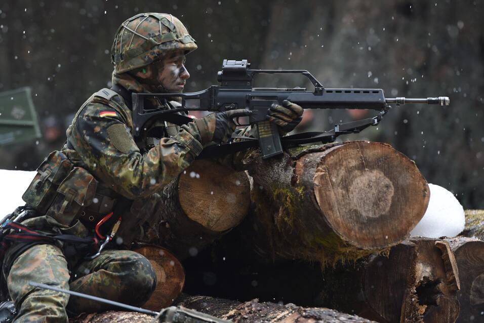 Militar Alemán