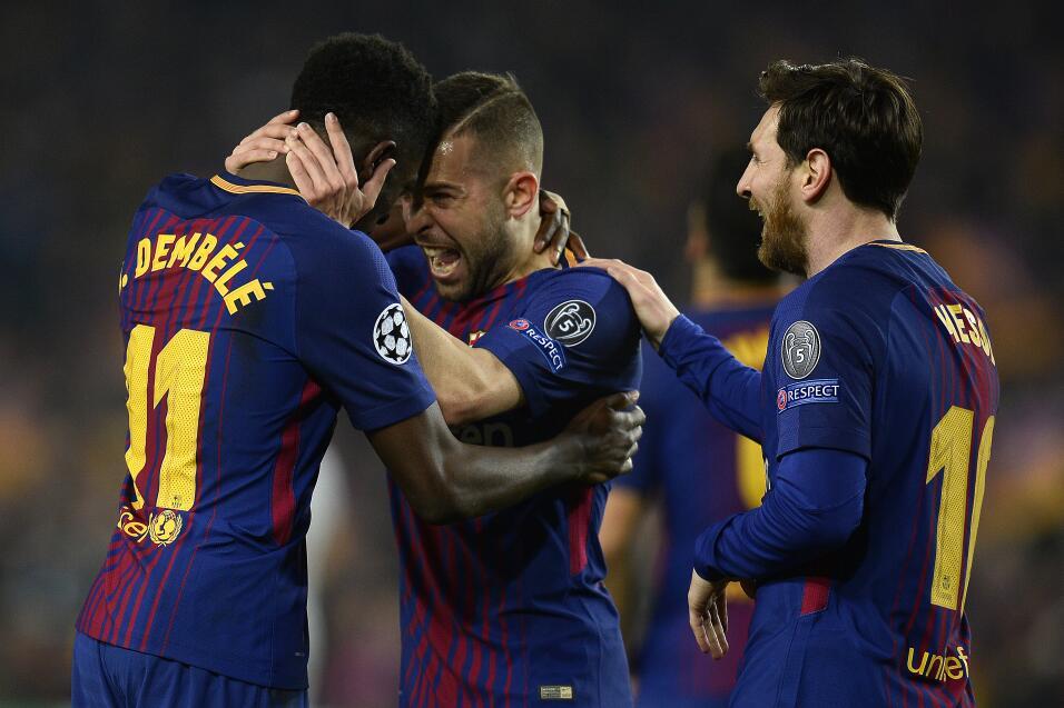Con un Messi de 100: Barcelona bailó al Chelsea y está en cuartos de Cha...