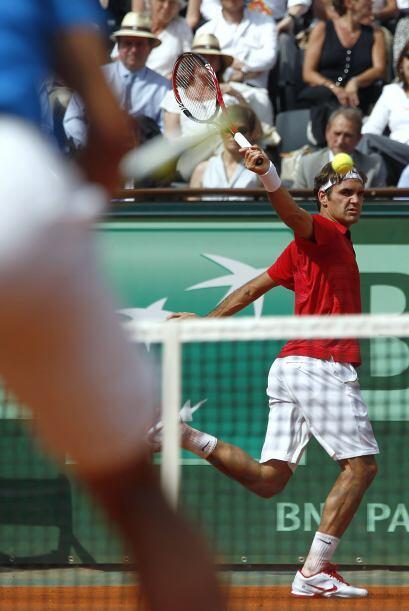 Fue la cuarta definición por la corona que los dos gigantes del tenis di...