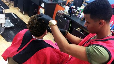 Christian Castro nos cuenta lo que más le gusta de ser barbero