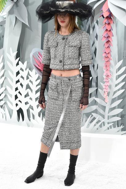 Una vez más Chanel es sinónimo de sofisticación y elegancia.
