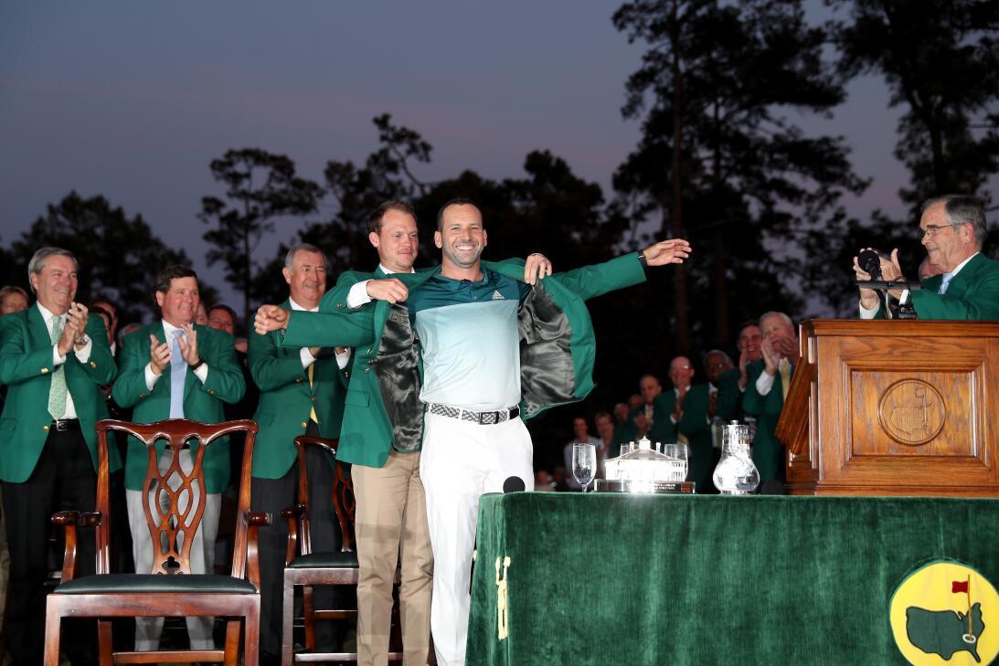 Sergio García: Campeón del Abierto de Augusta GettyImages-666628742.jpg