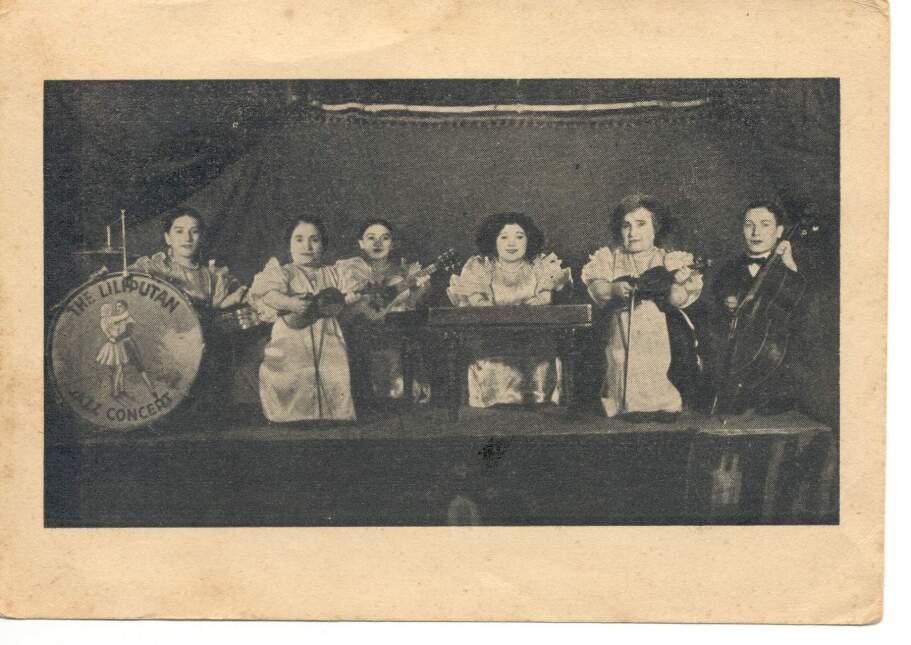¿Cómo sobrevivió esta familia de 7 enanos al Holocausto? lilliput-jazz-1...
