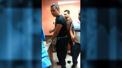 Captado en Video: policías del estado de México drogándose