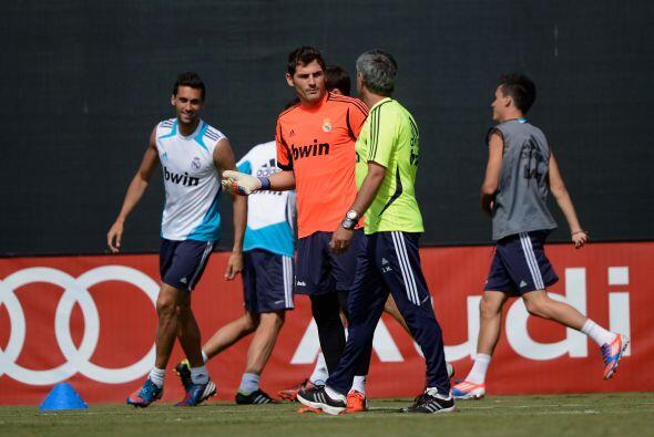 En el 2011 Real Madrid demostró que se pueden dejar las diferencias a un...