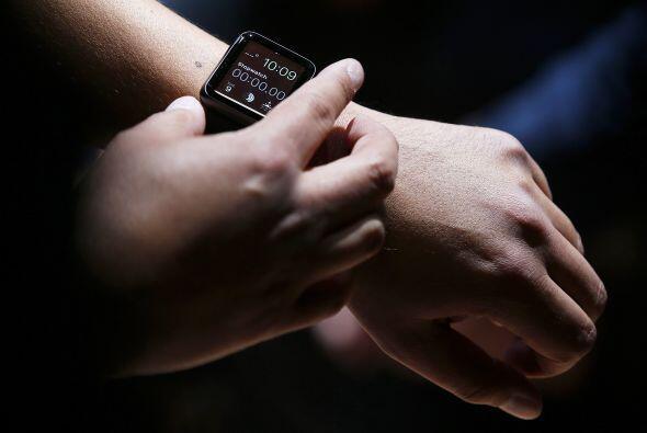 Algunos analistas ya dicen que el precio del Watch es un poco alto, pero...