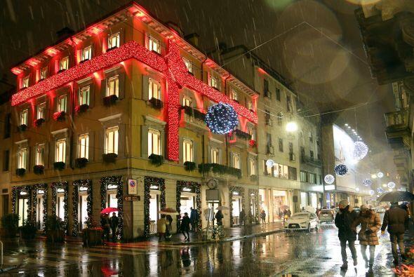11. Milán.- El hogar de la moda para aquellos amantes de joyas, tiendas...