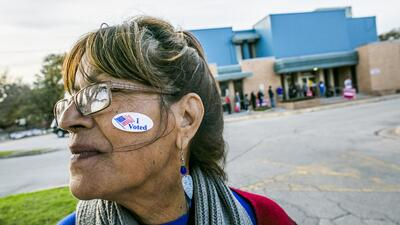Más de 200 mujeres se postularon en las primarias de Texas, al me...