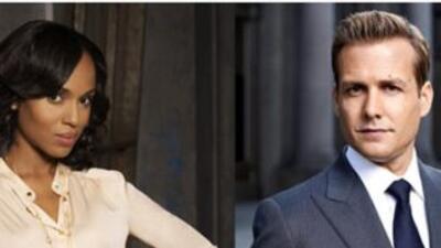 La genial asesora de márketing político Olivia Pope de la serie Scandal...