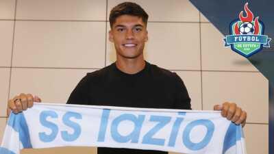 El argentino Joaquín Correa firma por cinco años con la Lazio