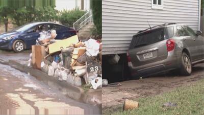 Little Falls, bajo estado de emergencia tras tormentas que provocaron daños e inundaciones