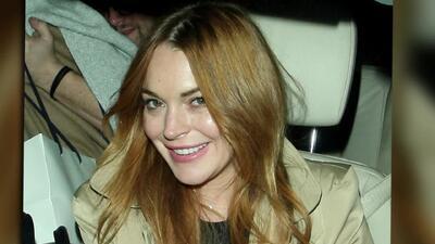 La libertad condicional de Lindsay Lohan fue terminada por juez