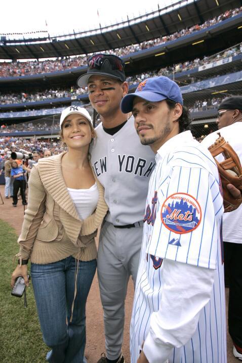 Jennifer López y Alex Rodríguez son la nueva pareja de la que todo el mu...