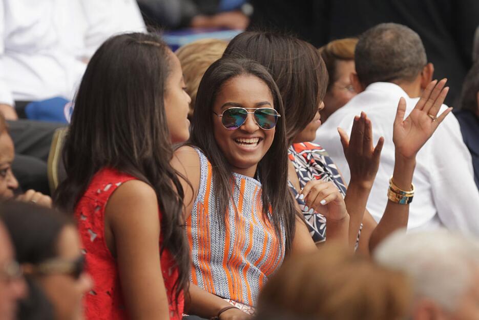 Los Obama han tratado que sus hijas tengan una vida lo más normal posible.