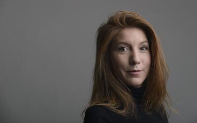 Kim Wall, la periodista sueca desaparecida en un submarino. El due&ntild...