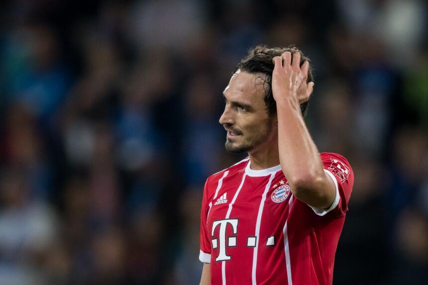 26. Matt Hummels (Bayern Múnich) - Puntaje: 88