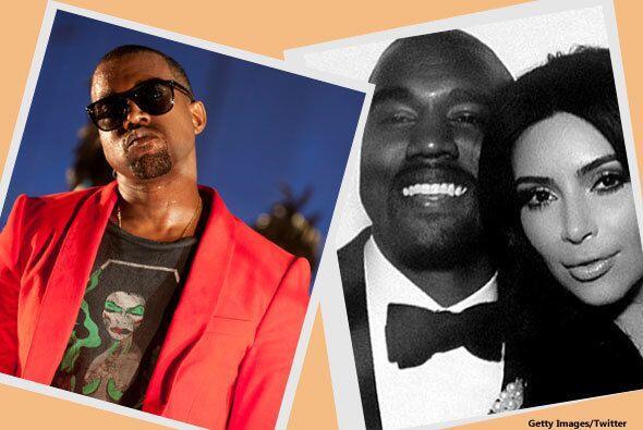 Kanye West está de fiesta total. El rapero cumple 38 años...
