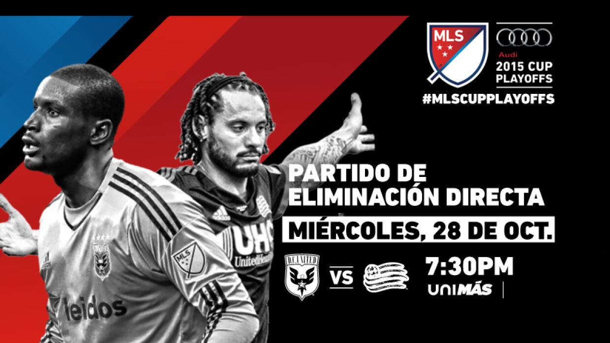 Previa DC United vs New England Revolution