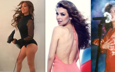 ¡Marco Peña cuida la cabellera de Thalía! Conoce a su Glam Team Captura...