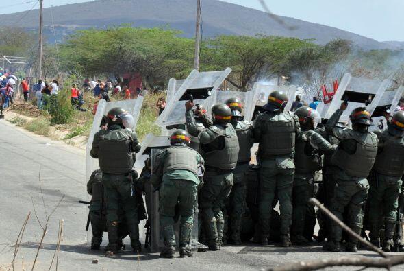 El incidente carcelario más grave ocurrido en Venezuela en los &u...