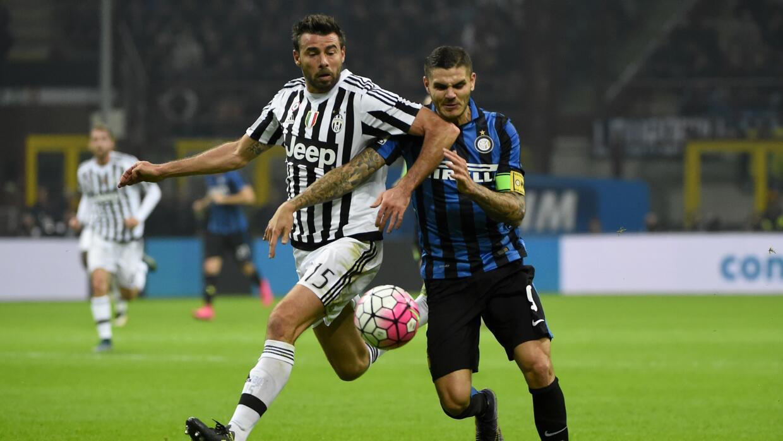 Inter empata con Juventus y deja ir punta