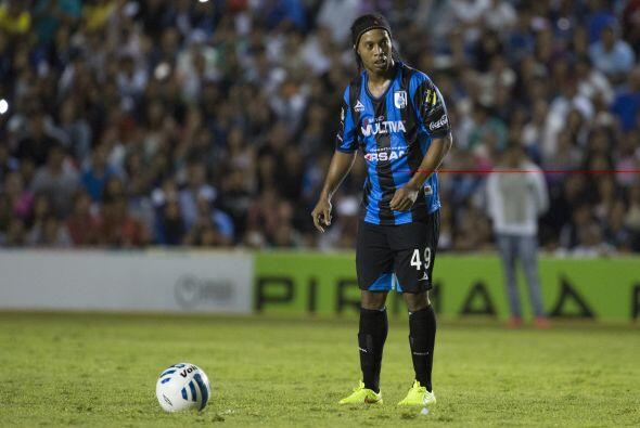 El posible debut de Ronaldinho en la Liga Mx tiene a todos con la mira p...