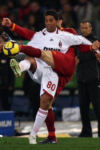 Ronaldinho y compañía contaron con opciones de gol, pero su puntería de...