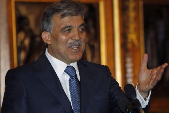 #3. Abdullah Gul (@cbabdullahgul). El presidente de Turquía  aumentó sus...