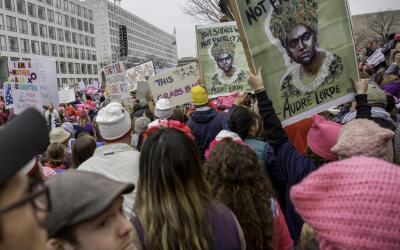 Millones de personas usaron internet para organizar protestas contra el...