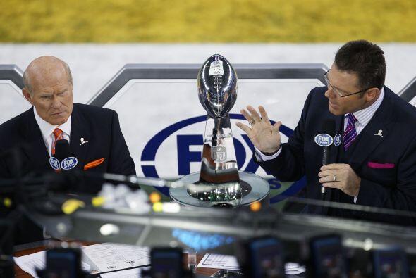 $227.9 MILLONES- En el Super Bowl XLV, televisado por la cadena Fox, los...