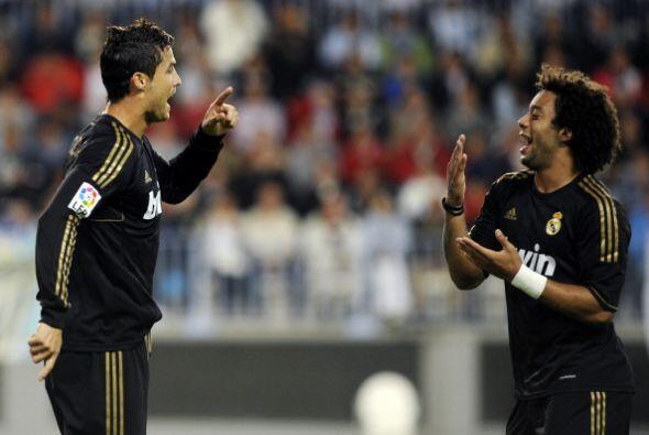 Sin dudas que en el Madrid se divierten.