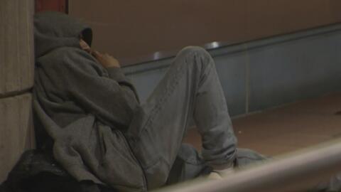 Este programa ayuda a los indigentes en trenes y autobuses de Los Ángeles