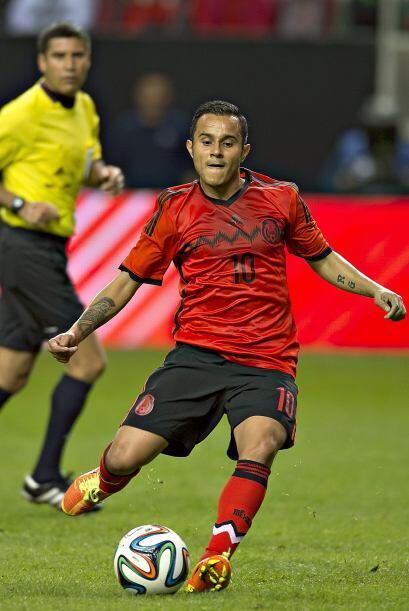 Otro jugador de León. Luis Montes tuvo una segunda oportunidad en...