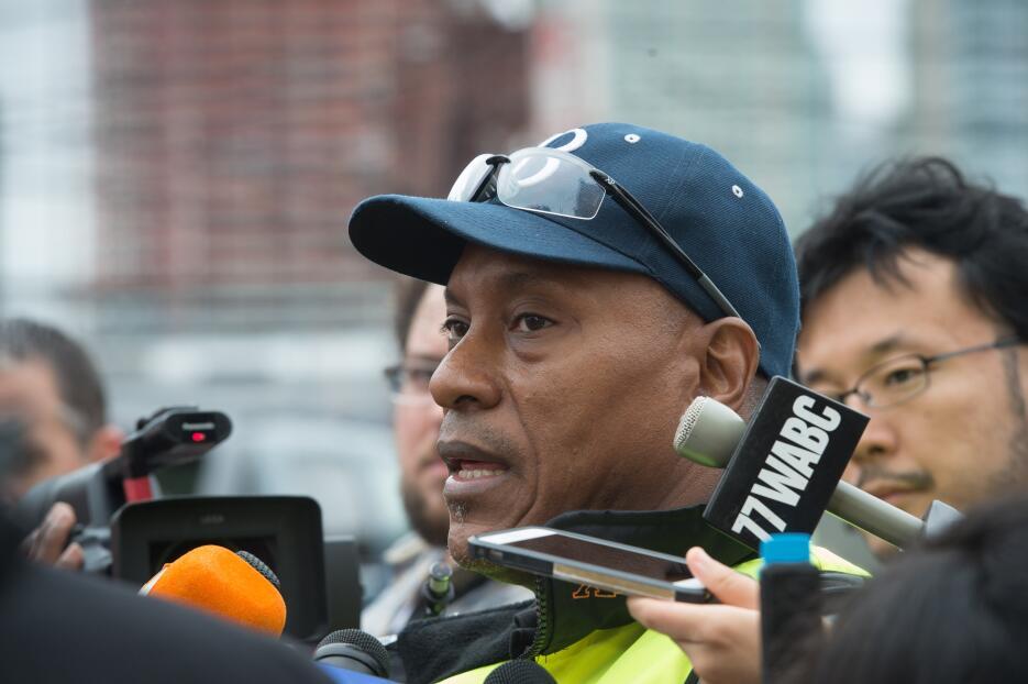 El maquinista William Blaine describió los múltiples daños en la escena.
