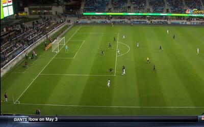El colombiano Rivas le dio la ventaja parcial a Orlando City ante San Jo...