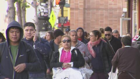 ¿Cuál es el promedio de expectativa de vida de un hispano en Nueva York?