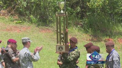 Fuerzas Comando: competir para aprender