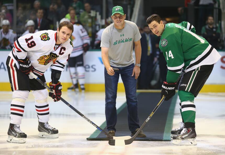 Dallas ganó 4 a 0 a Chicago en hockey sobre hielo de la NHL