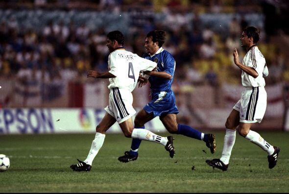 En 1998 el conjunto inglés del Chelsea, quien aún no era la potencia que...