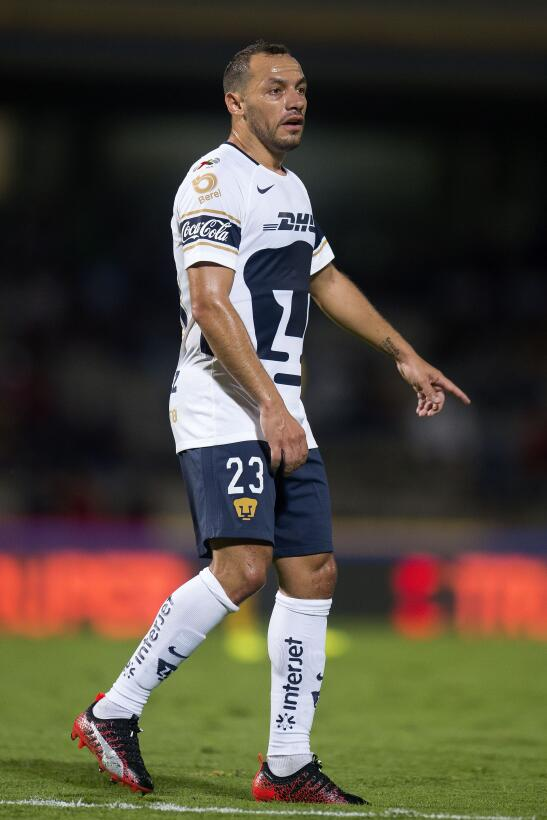 7. Marcelo Díaz (Pumas) - 713,620 seguidores