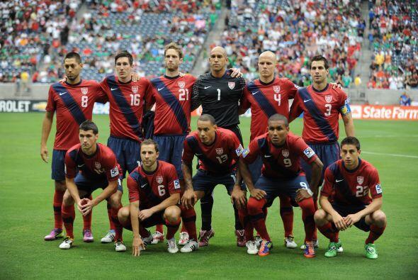 Con base en las estimaciones de Transfermarkt, la selección mexicana tie...