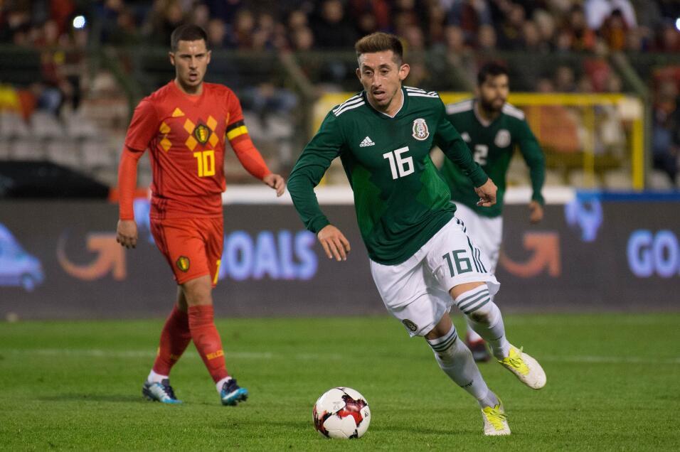 Calificamos a México vs. Bélgica